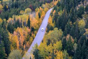zes redenen waarom jij moet gaan kamperen in de herfst